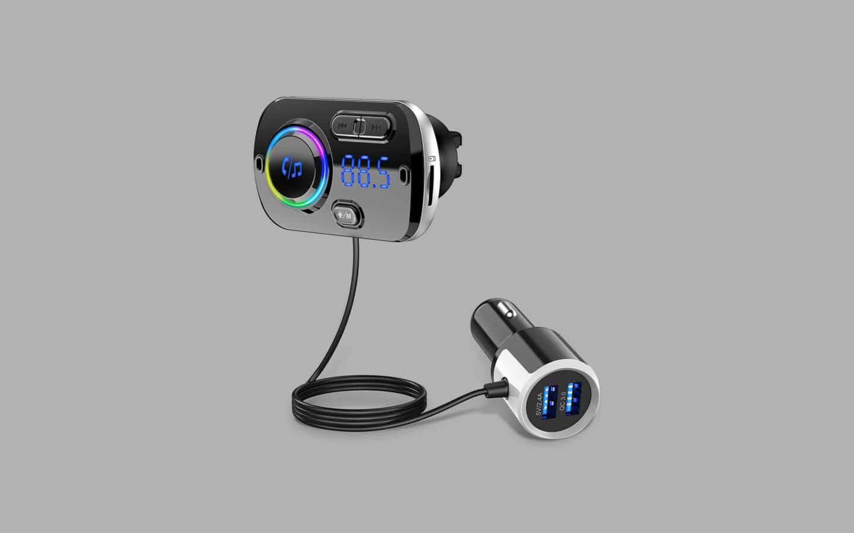 Best Bluetooth FM transmitter 5