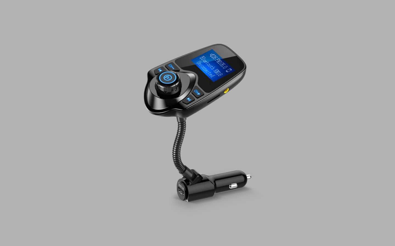 Best Bluetooth FM transmitter 6