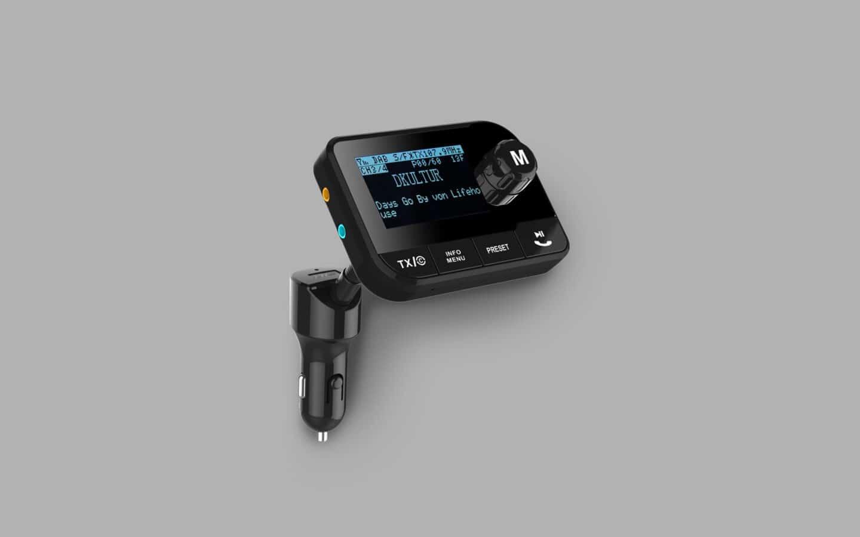 Best DAB Car Radio Adapter 9