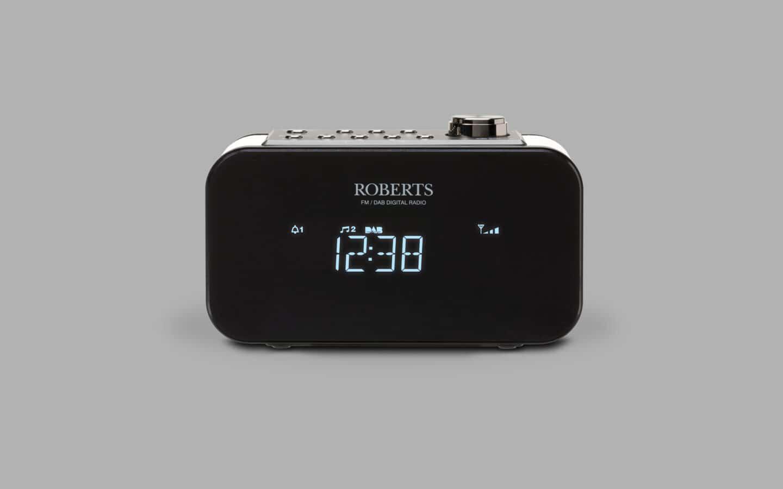 DAB Radio Alarm Clock 11