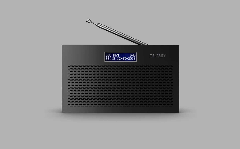 DAB Radio Alarm Clock 3