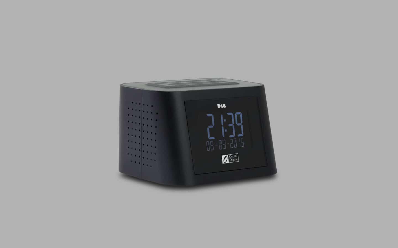 DAB Radio Alarm Clock 4