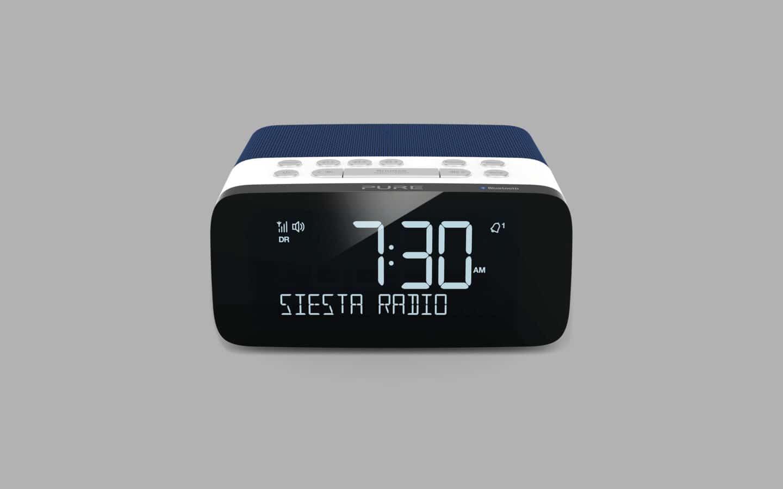 DAB Radio Alarm Clock 5