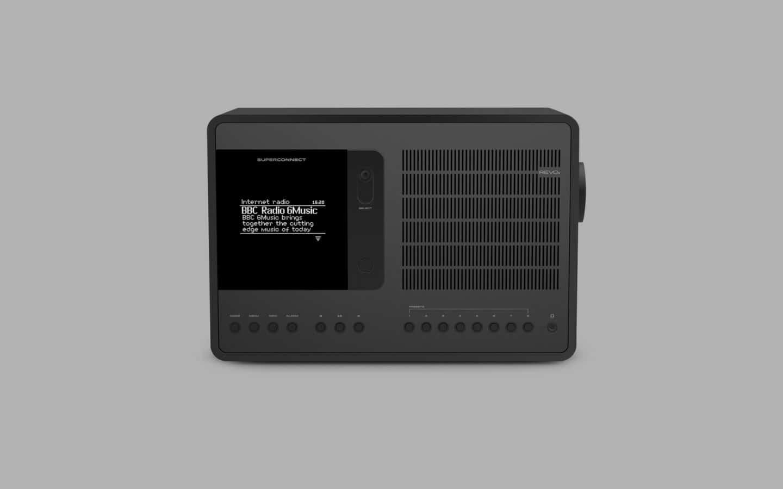 DAB Radio Alarm Clock 9