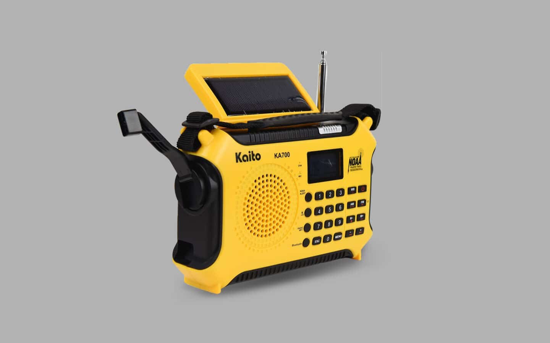 Best Emergency Radio 4