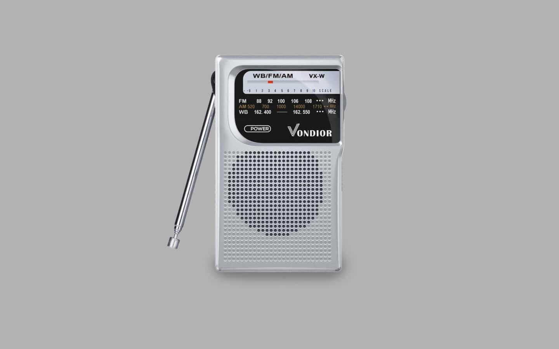 Best Emergency Radio 8