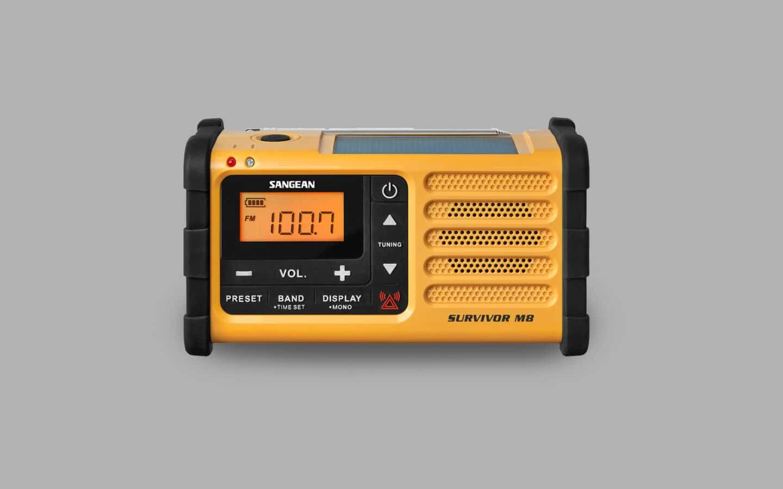 Best Emergency Radio 9