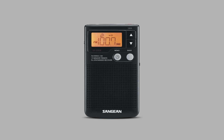 Best Pocket Radio 9