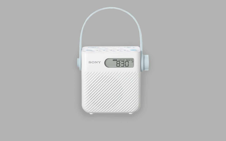 The Best Shower Radio 5