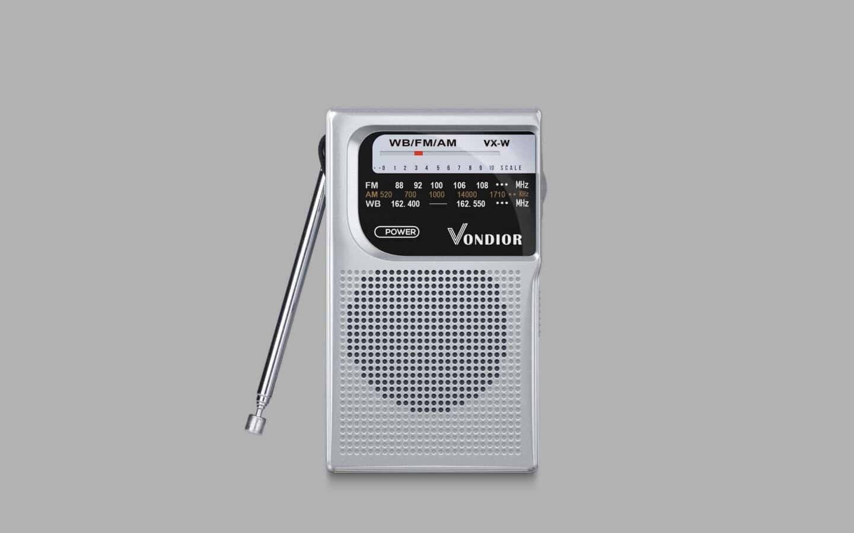 Best Weather Radio 3