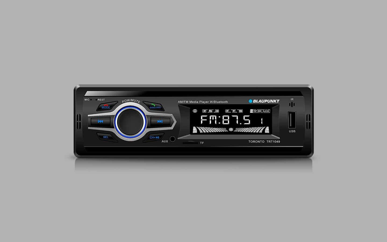 Bluetooth Car Stereo 10