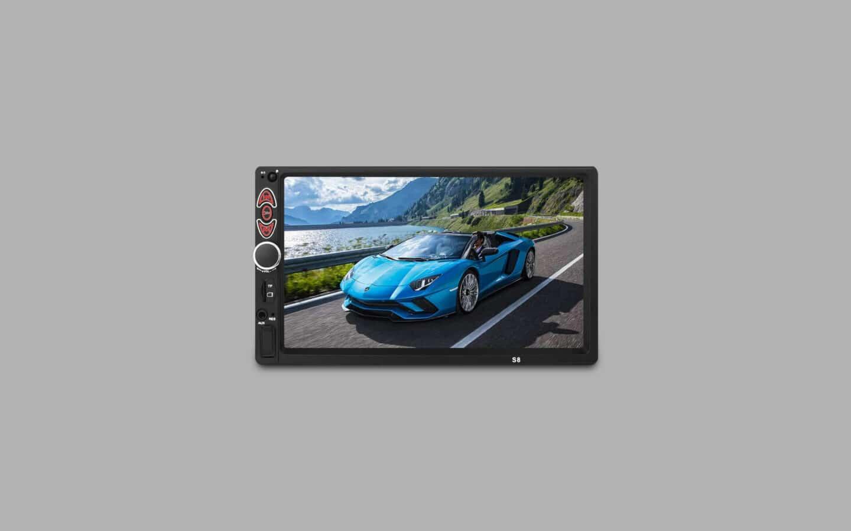 Bluetooth Car Stereo 3
