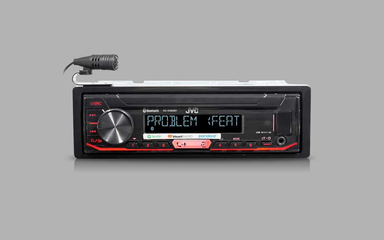 Bluetooth Car Stereo 4