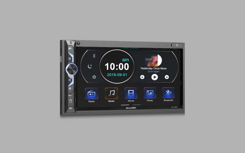 Bluetooth Car Stereo 5