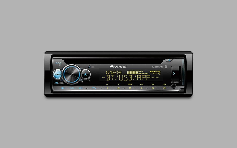 Bluetooth Car Stereo 6