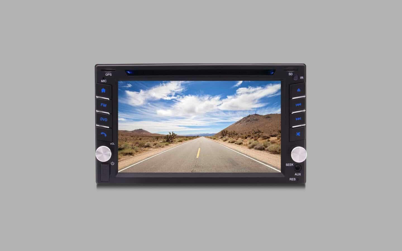 Bluetooth Car Stereo 7