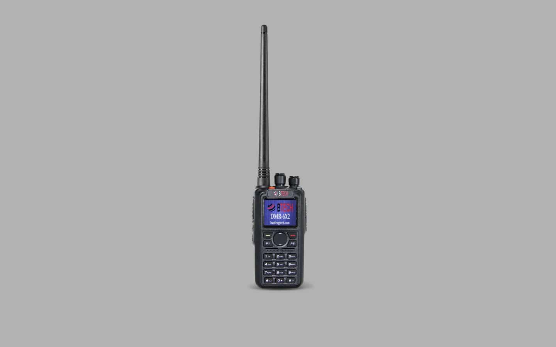 Handheld Ham Radio 10