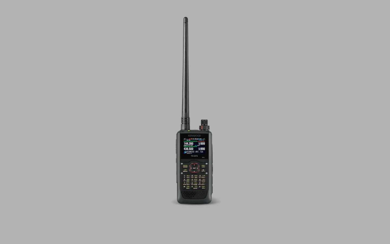 Handheld Ham Radio 4