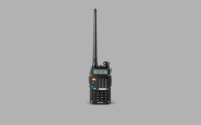 Handheld Ham Radio 5