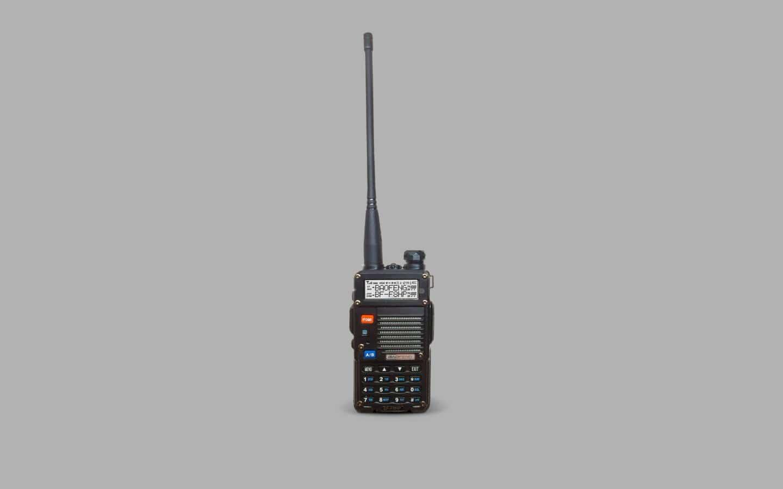 Handheld Ham Radio 6