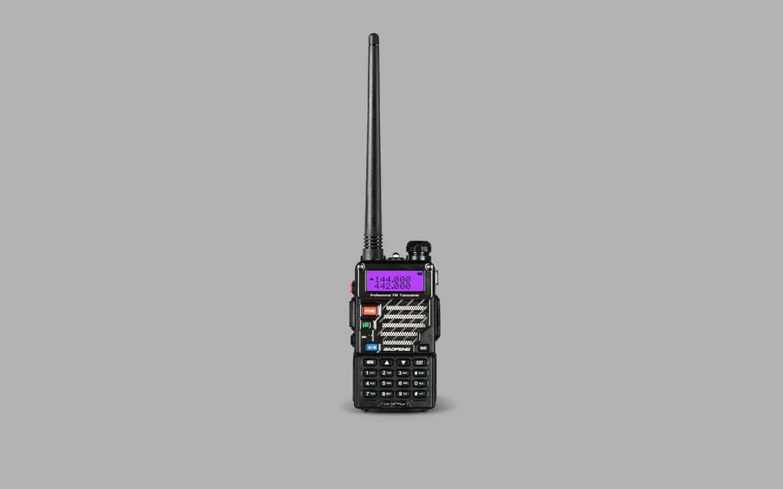 Handheld Ham Radio 8