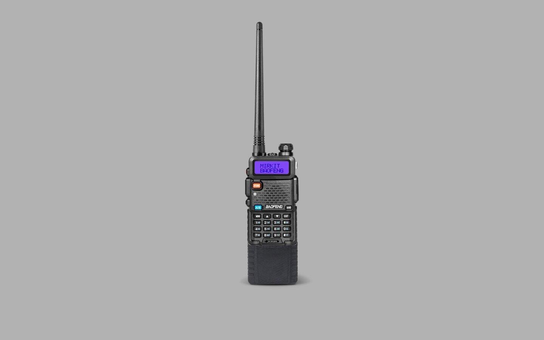Handheld Ham Radio 9