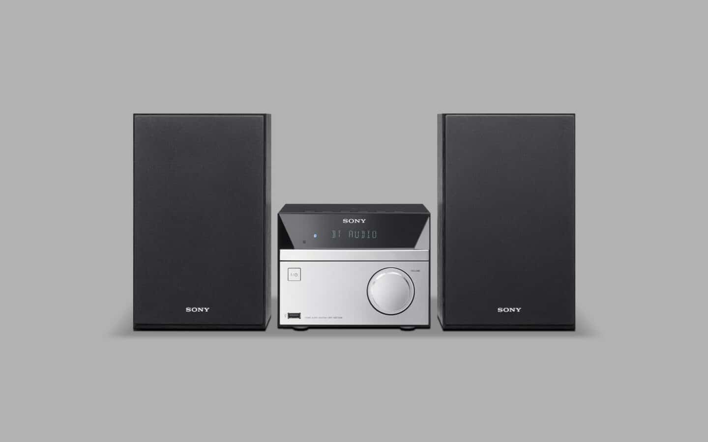 Home Stereo 3