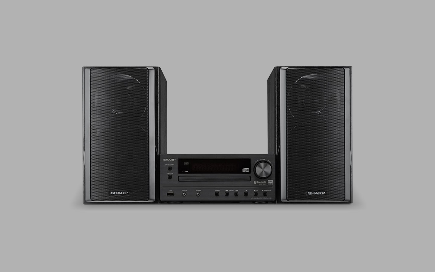 Home Stereo 8