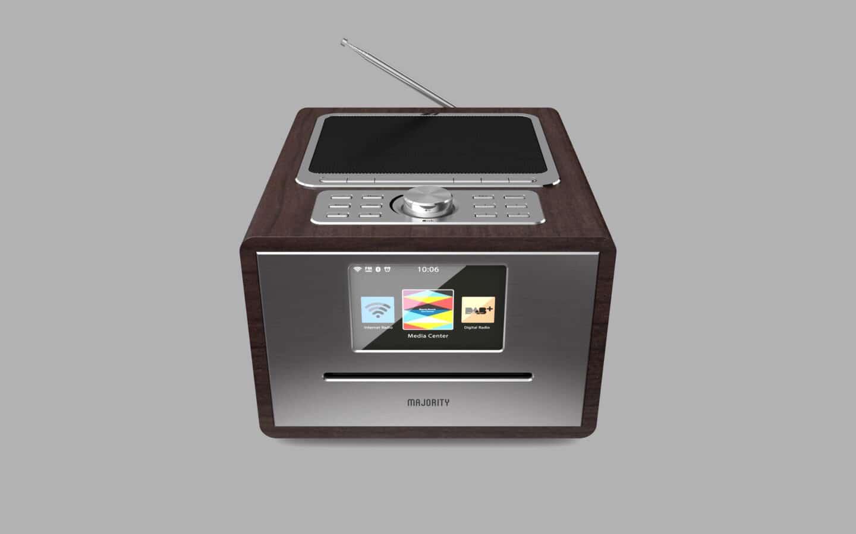 Radio With USB Port 11