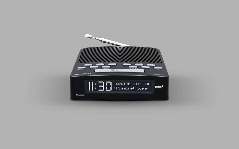 Radio With USB Port 4