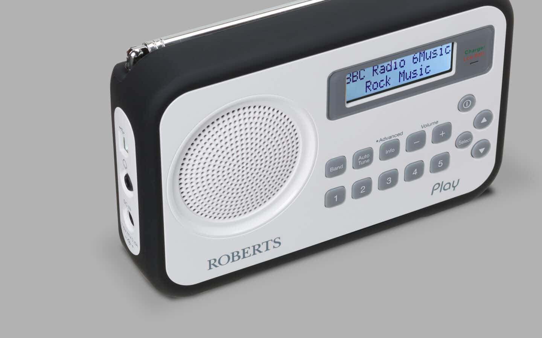 Roberts Play Radio 3