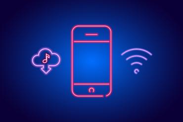 Do radio apps use data