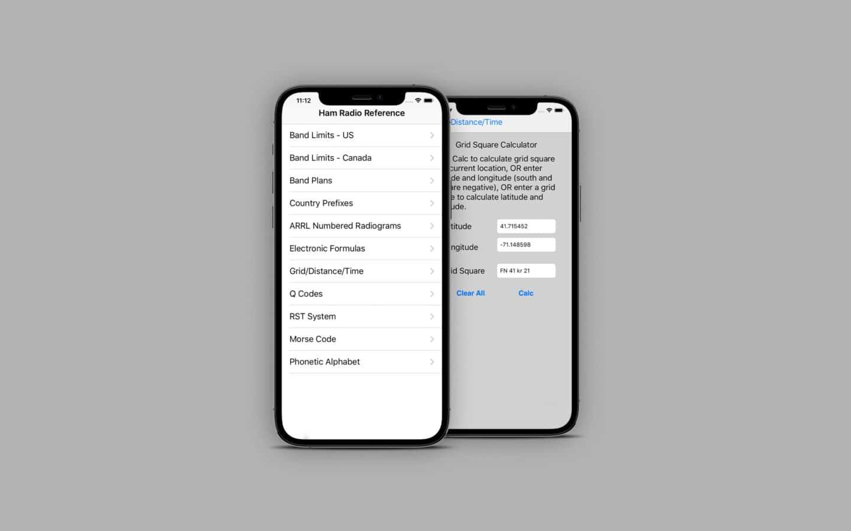 Ham Radio App
