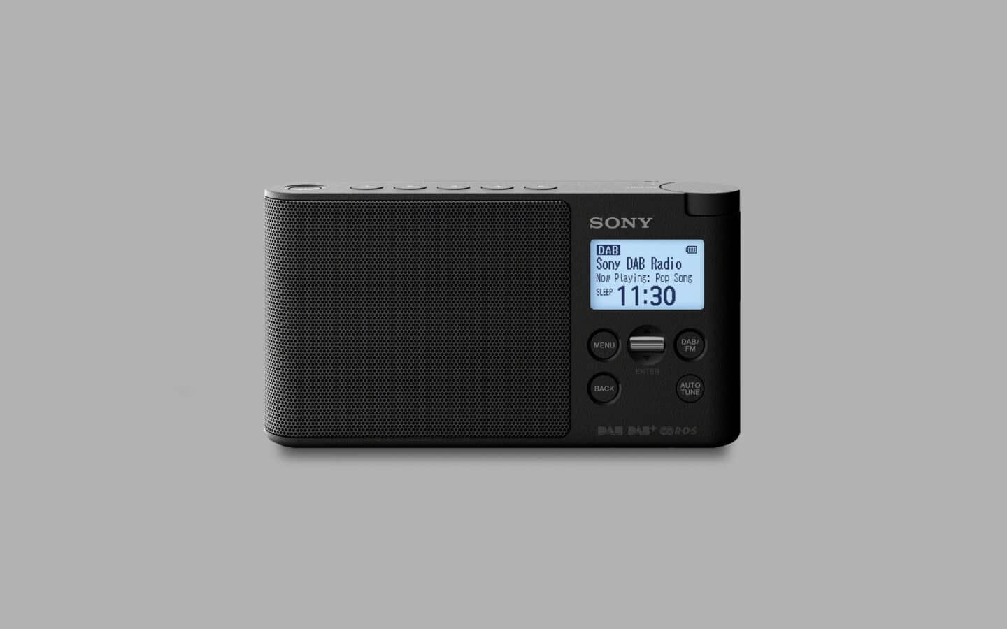 Sony XDR-S41D Review 2
