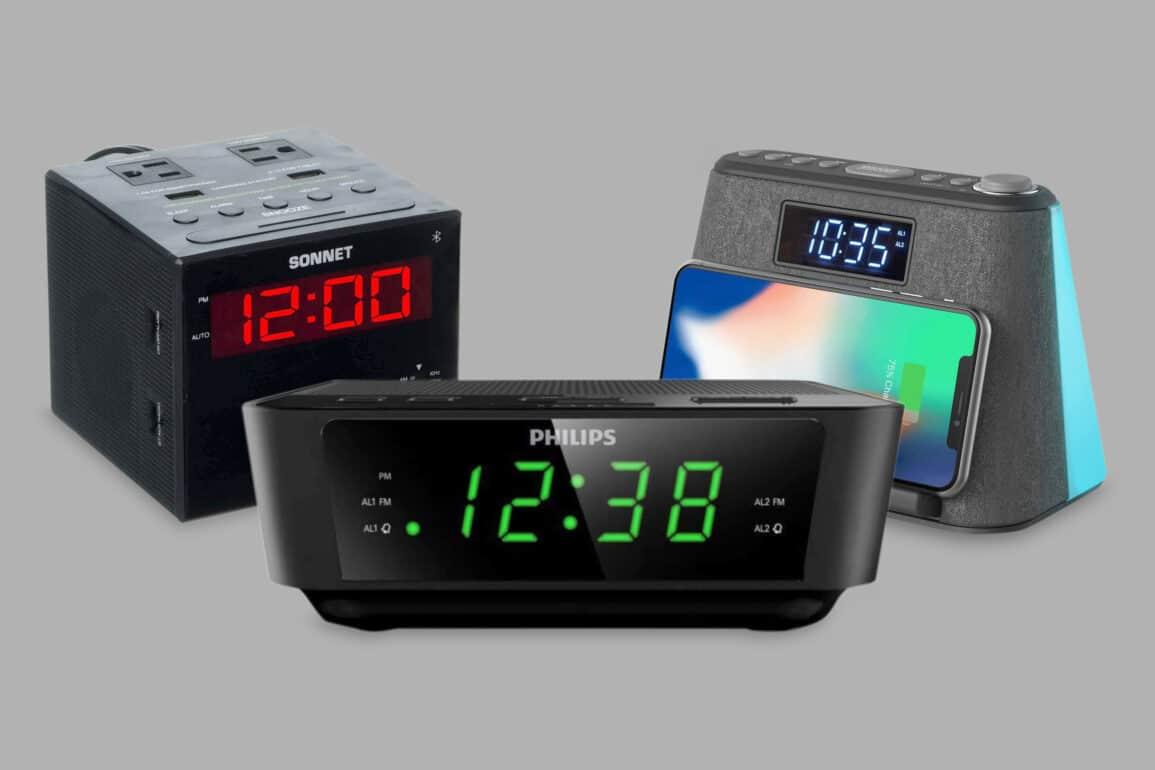 Best Alarm Clock Radio 1
