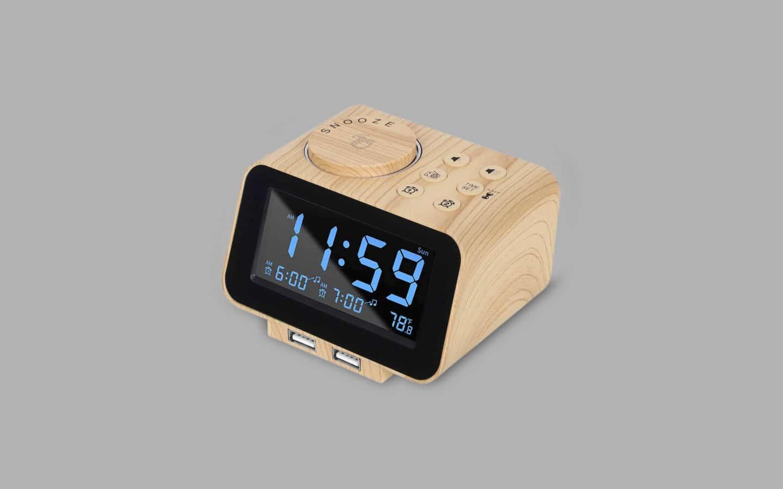 Best Alarm Clock Radio 3