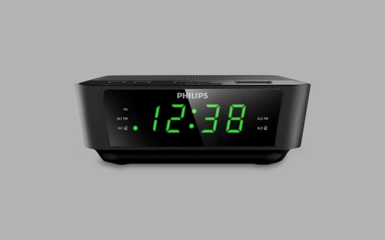 Best Alarm Clock Radio 8