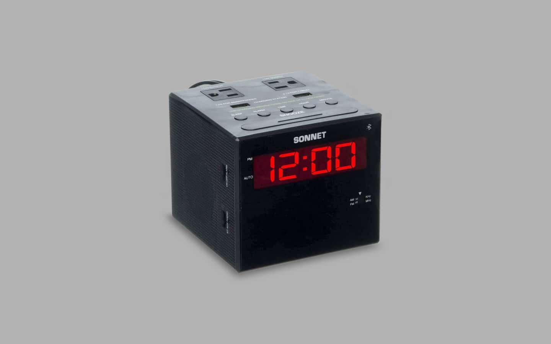 Best Alarm Clock Radio 9