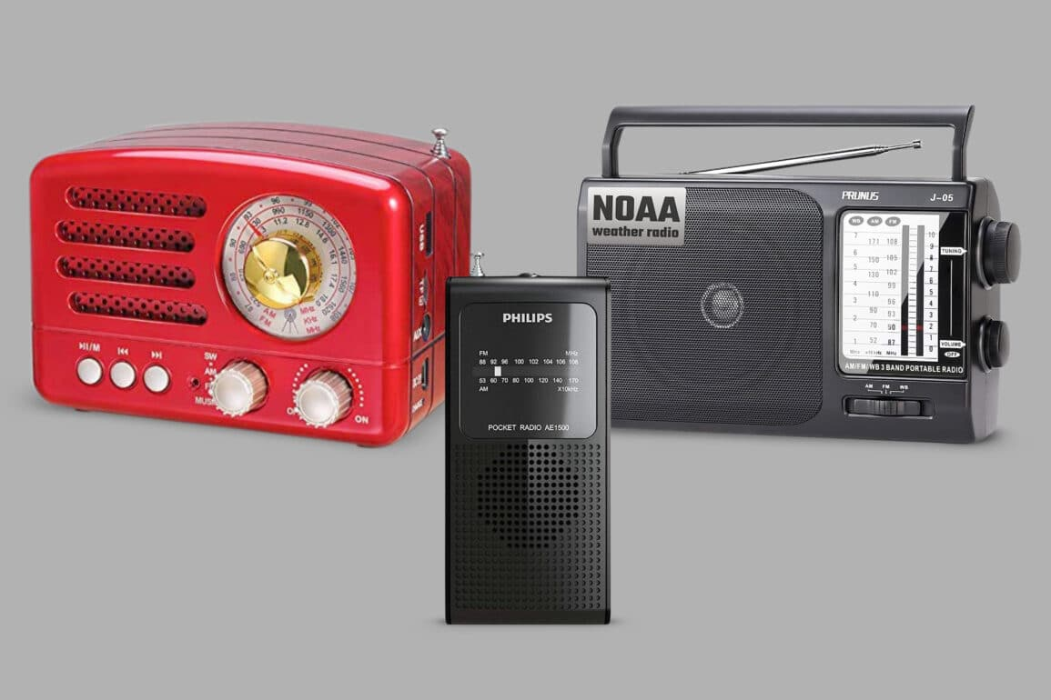 Best Battery-Operated Radio 1