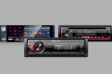 Single DIN Radio 1