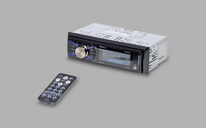 Single DIN Radio 3