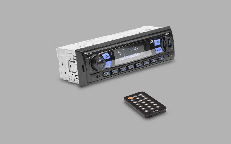 Single DIN Radio 7