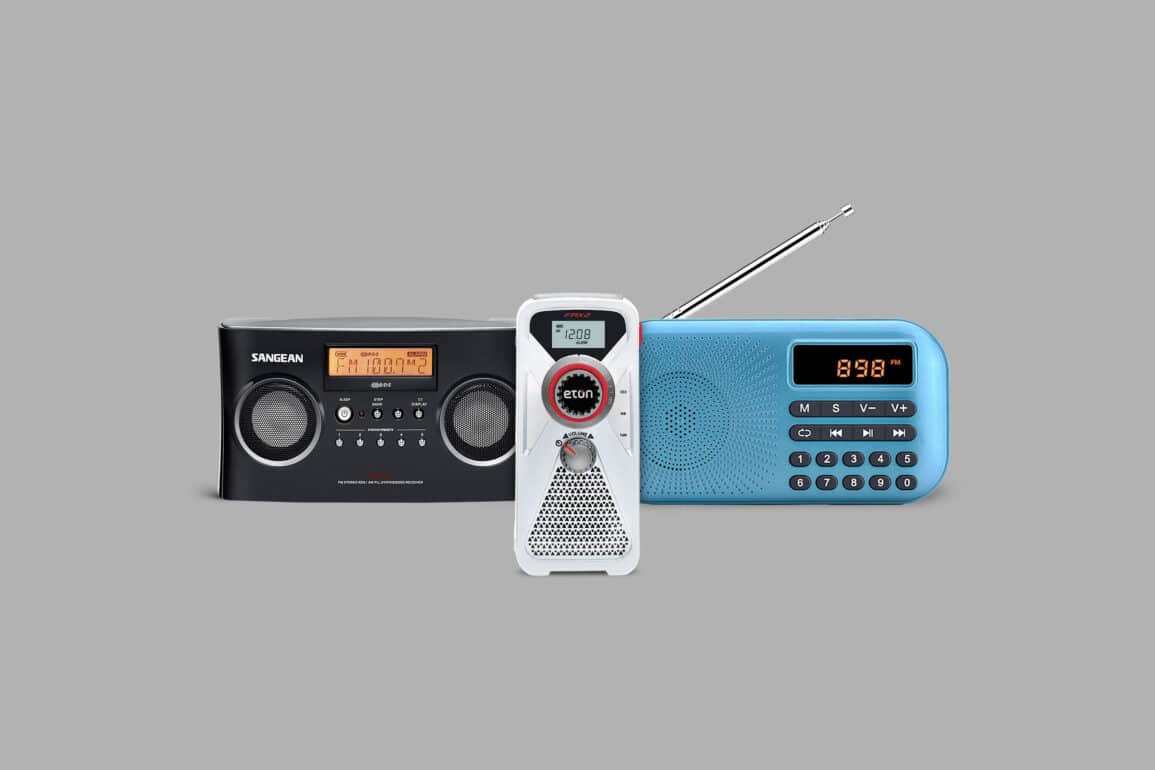 Best AM/FM Radio