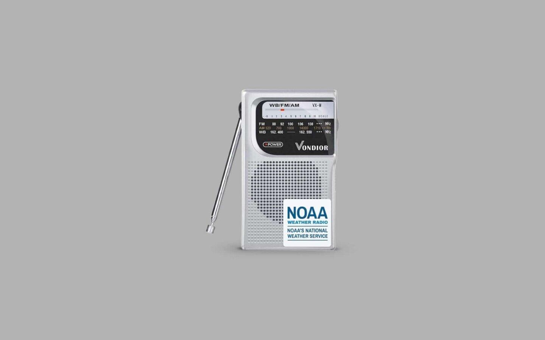 Best AM:FM Radio 5