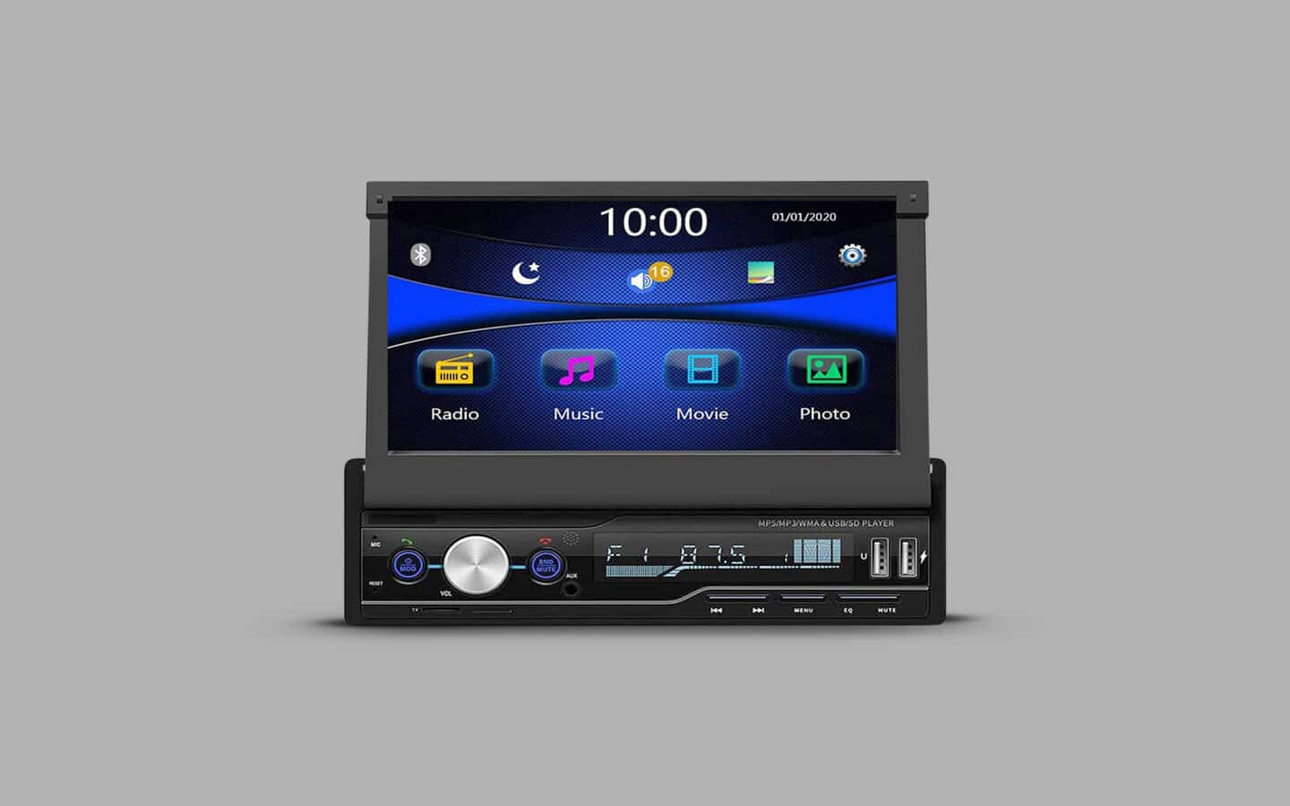 Touch Screen Car Stereo 10