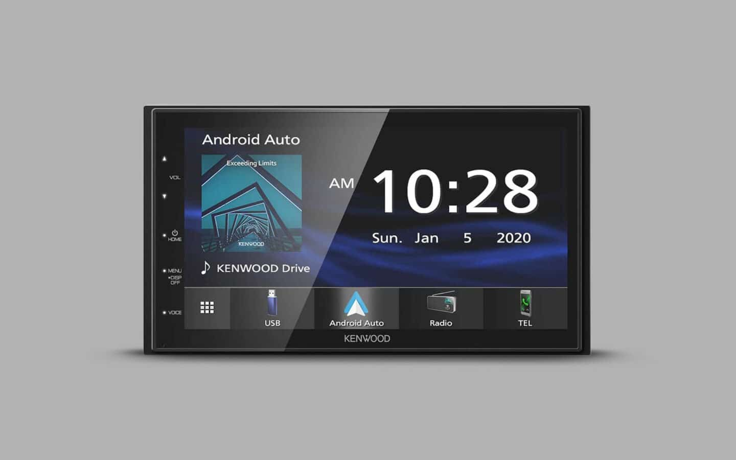 Touch Screen Car Stereo 3