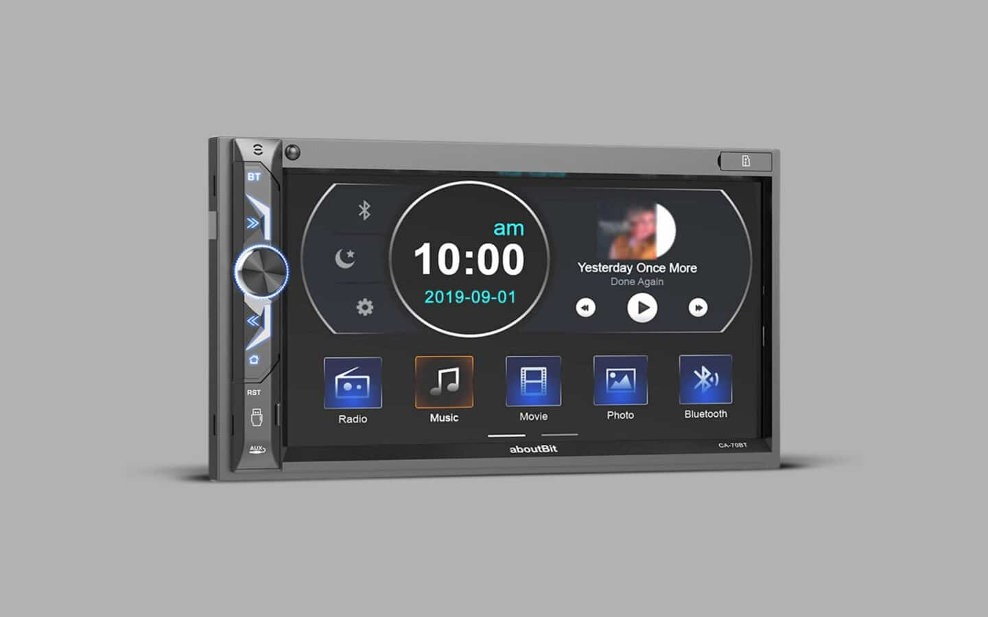 Touch Screen Car Stereo 8