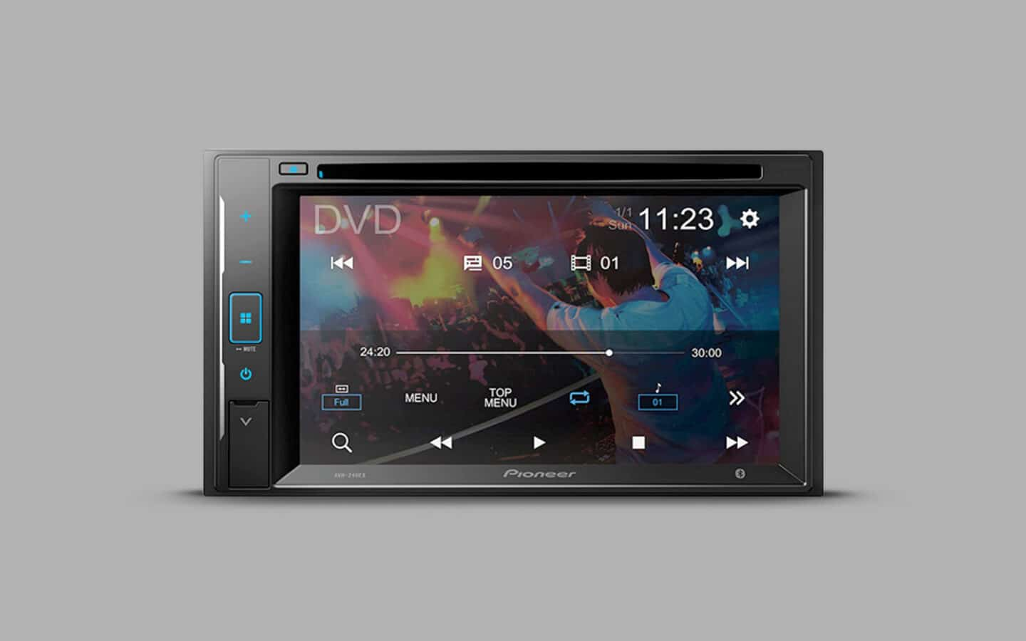 Touch Screen Radio 2