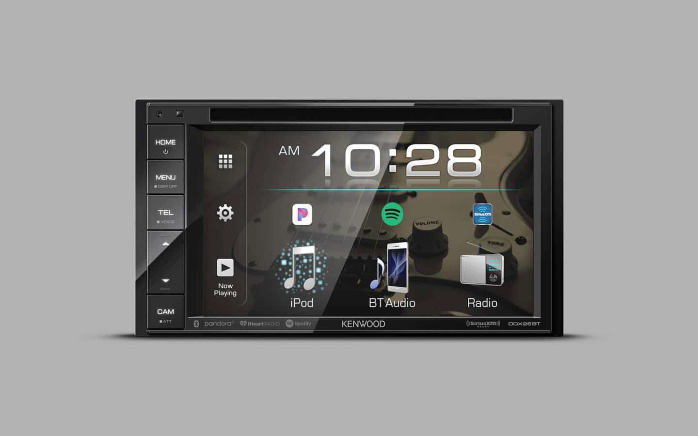 Touch Screen Radio 3