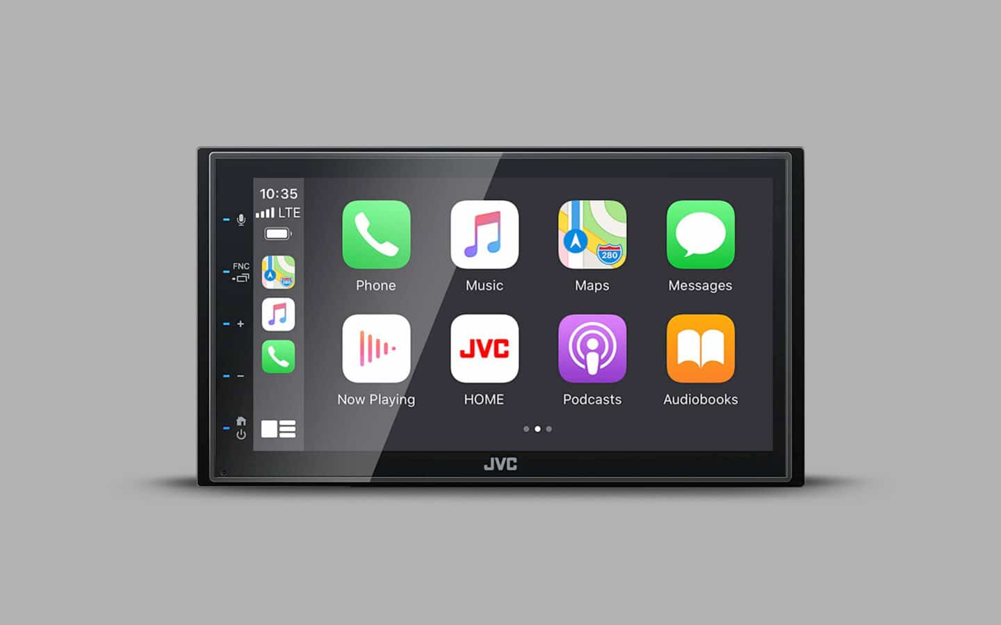 Touch Screen Radio 9
